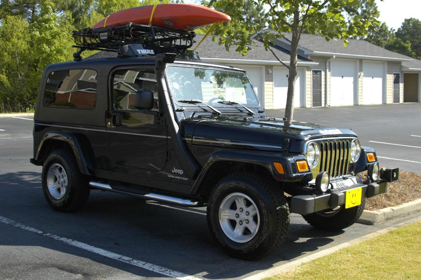 Introduction i own a 2006 jeep wrangler